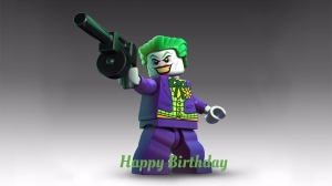 joker birthday cards