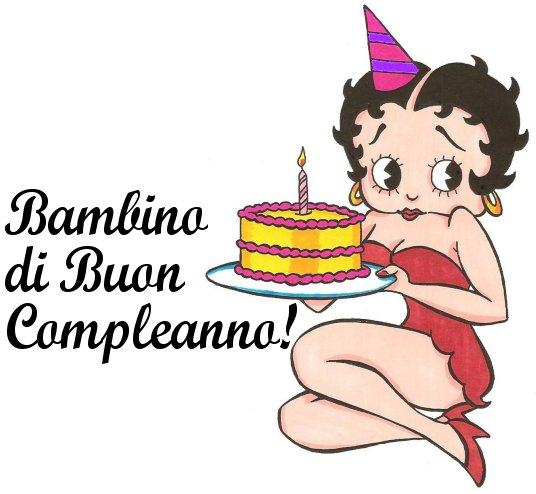 betty boop birthday cards