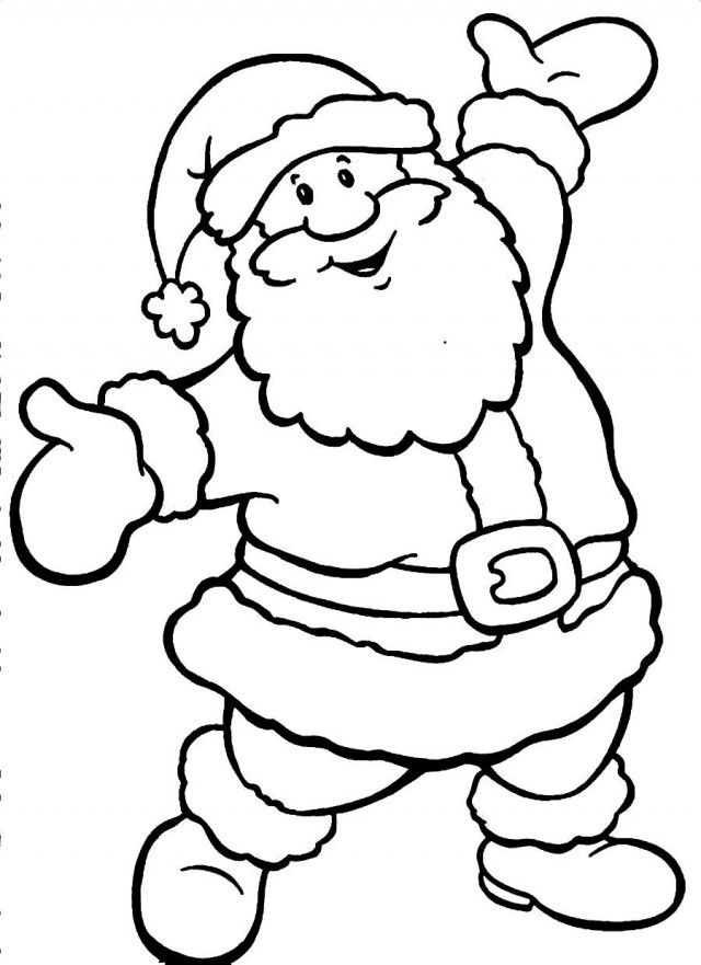 christmas coloring pages christmas coloring pages - Christmas Color Pages