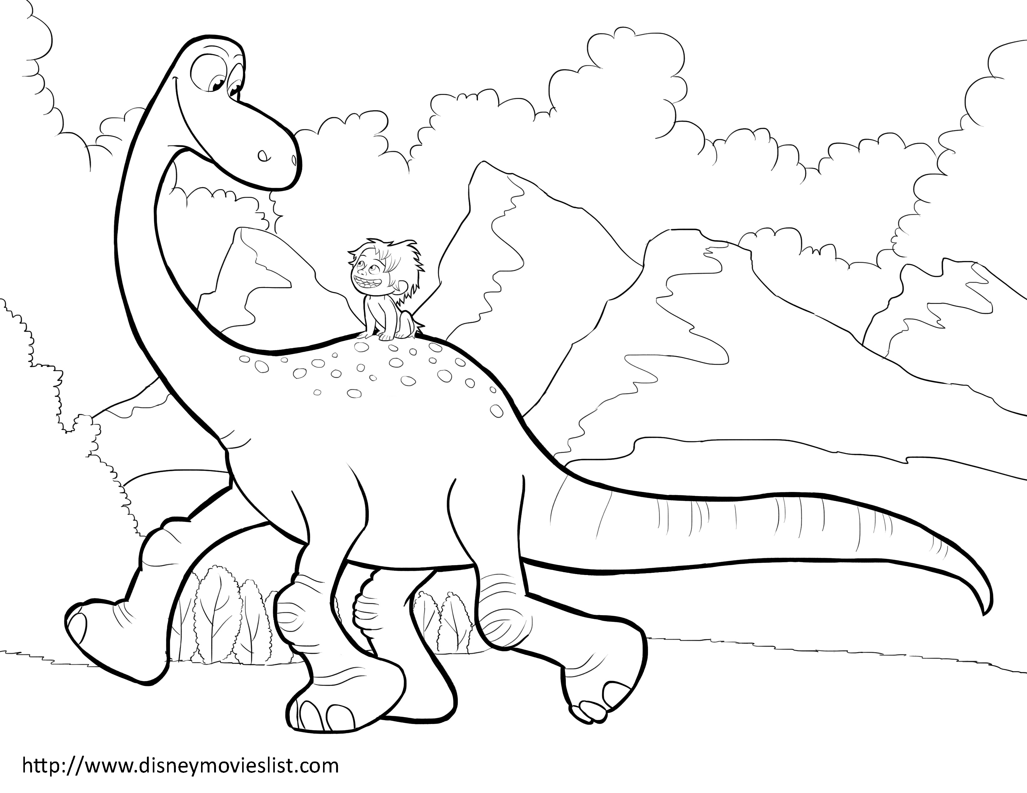 Free betty boop coloring pages to print -  Good Dinosaur Coloring Pages