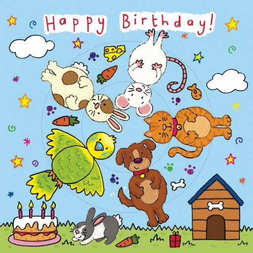 kids greeting cards birthday