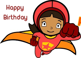 wordgirl birthday