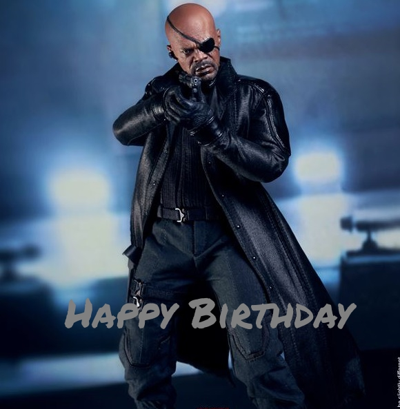 Nick-Fury birthday cards