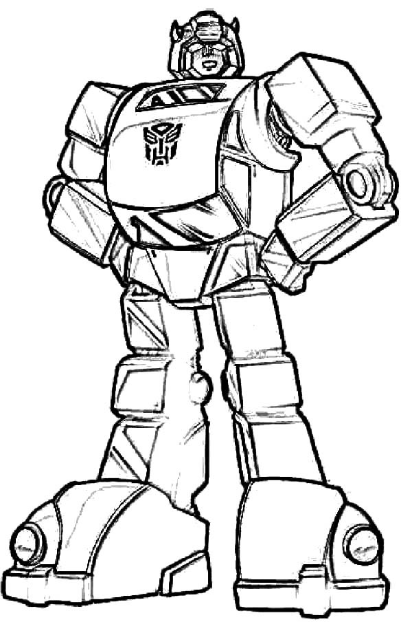 Transformers animated blebee coloring pages murderthestout for Transformers animated coloring pages