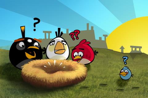 5 Kunci Kesuksesan Game Angry Birds