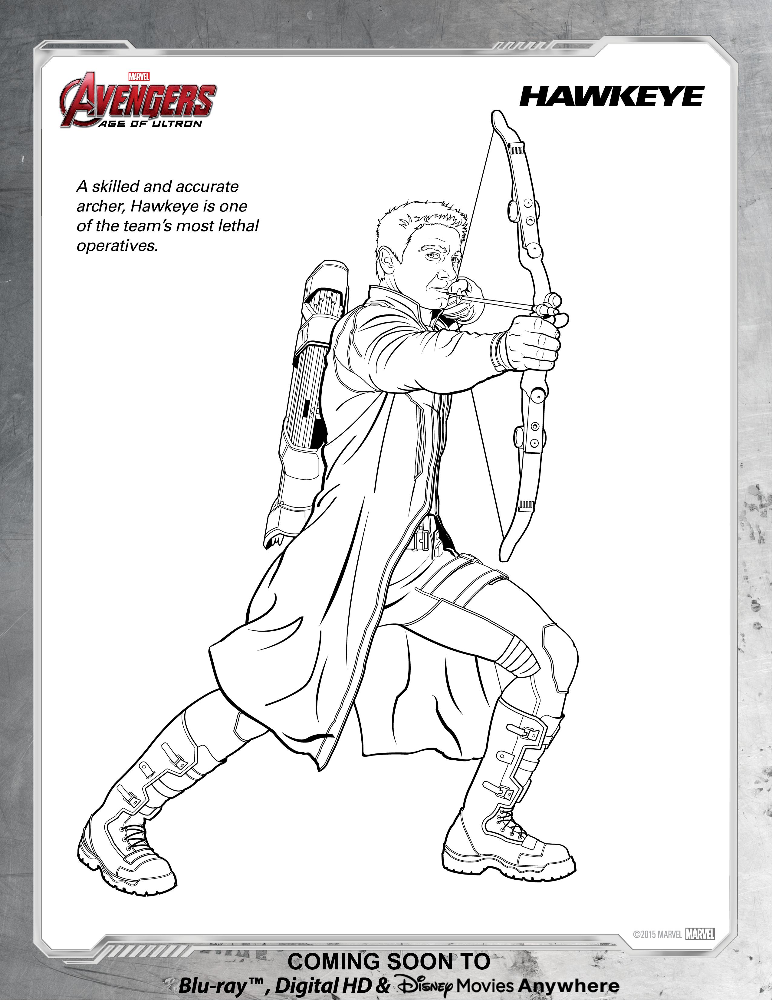 avengers coloring-heihei