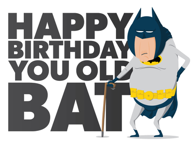 Free batman birthday greeting cards batman birthday cards batman birthday cards m4hsunfo