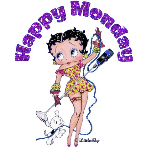 Betty Boop Happy Day of the Week Ecards