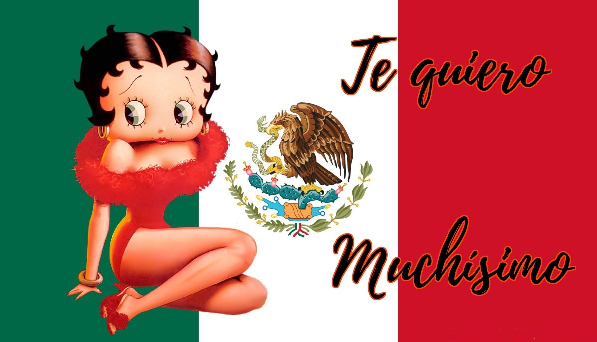 betty boop mexican ecards