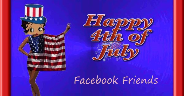 betty boop independanceday facebook