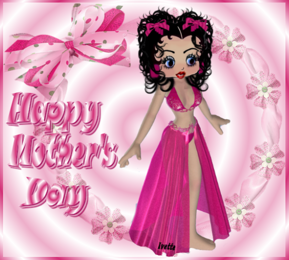 Betty Boop Mothers Day