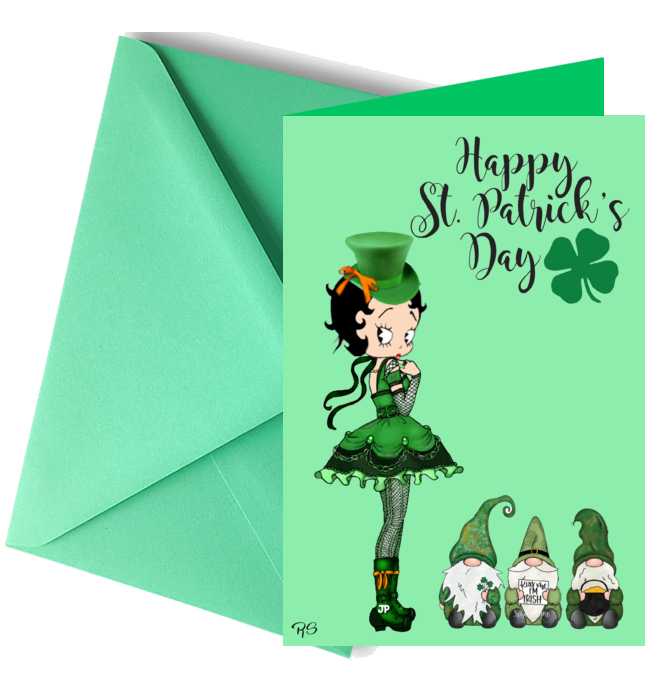 st.patrick's coloring pages