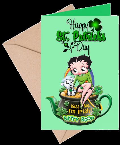 st.patrick's cards