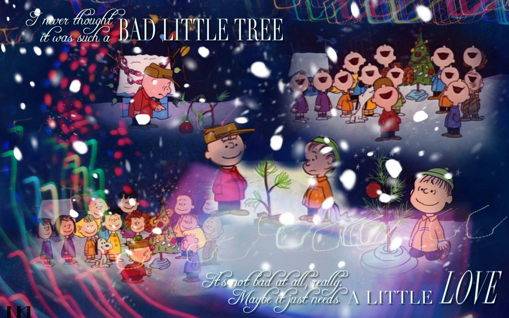 Charlie Brown Christmas Ecards