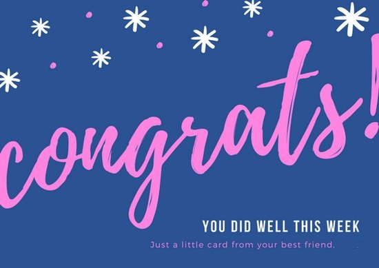 congratulations ecards