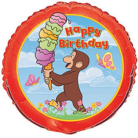 curious-george birthday cards