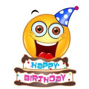 emoji birthday cards