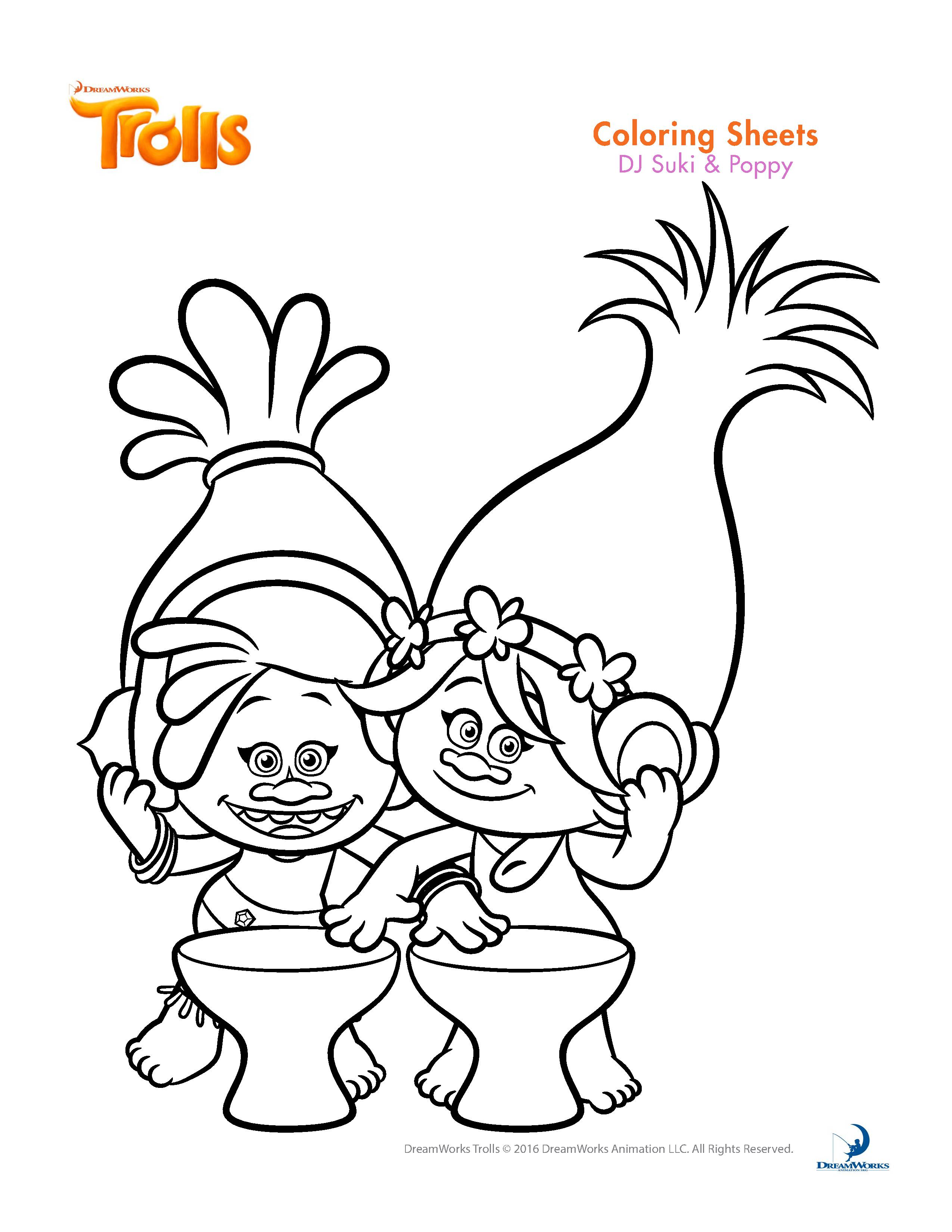 free coloring pages for kids of all ages