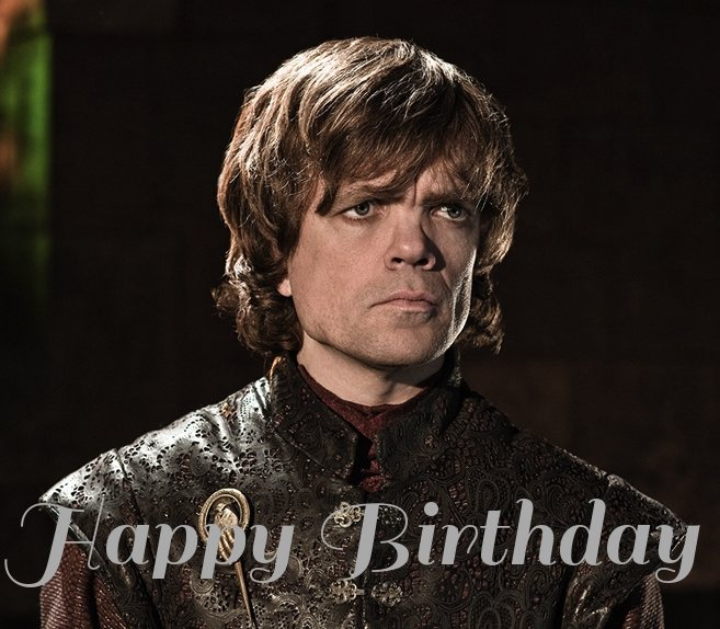 game of thrones birthday cards