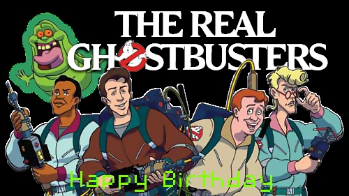 ghostbusters fuse birthday cards