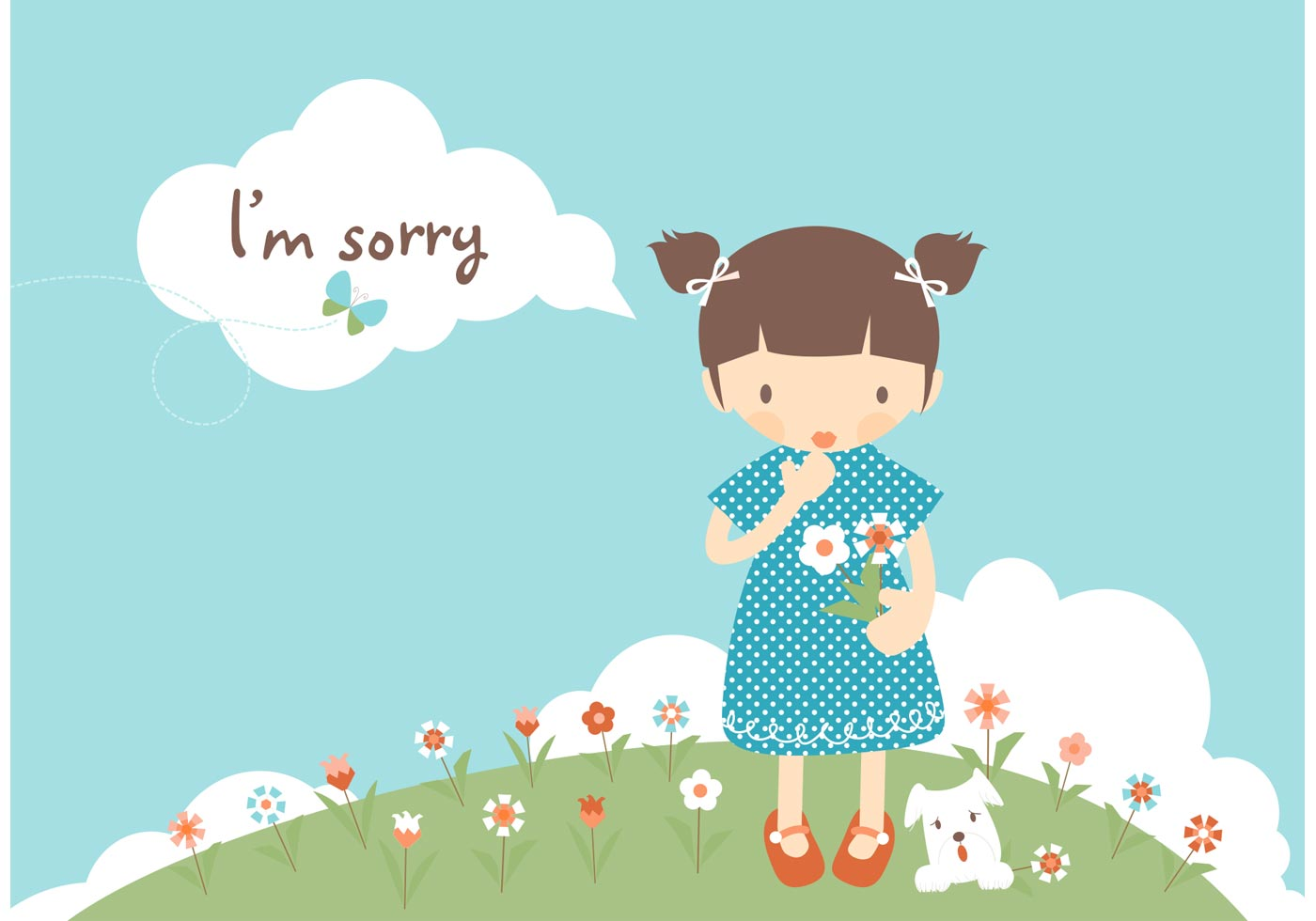 Kids Greeting Cards Birthday Cards ...  Free Printable Apology Cards