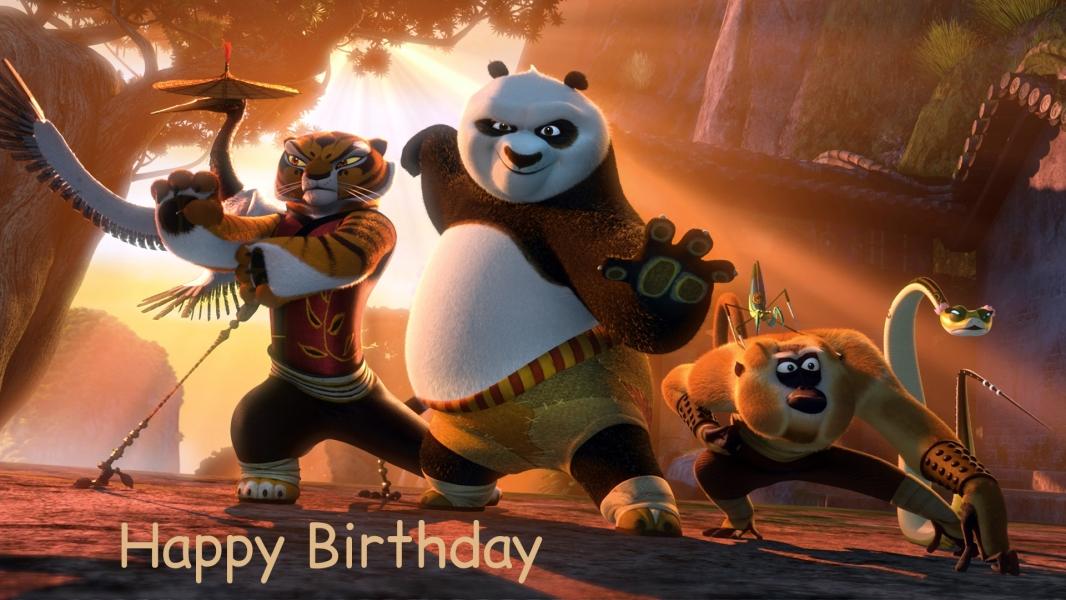 kung-fu-panda birthday