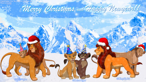 lion-king-christmas-card