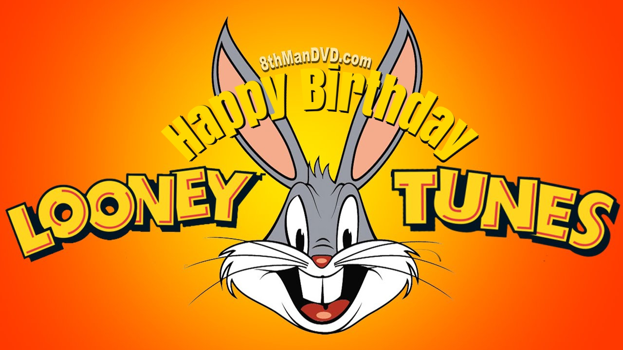 looney tunes birthday cards