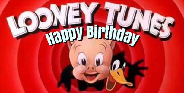 looney tunes birthday