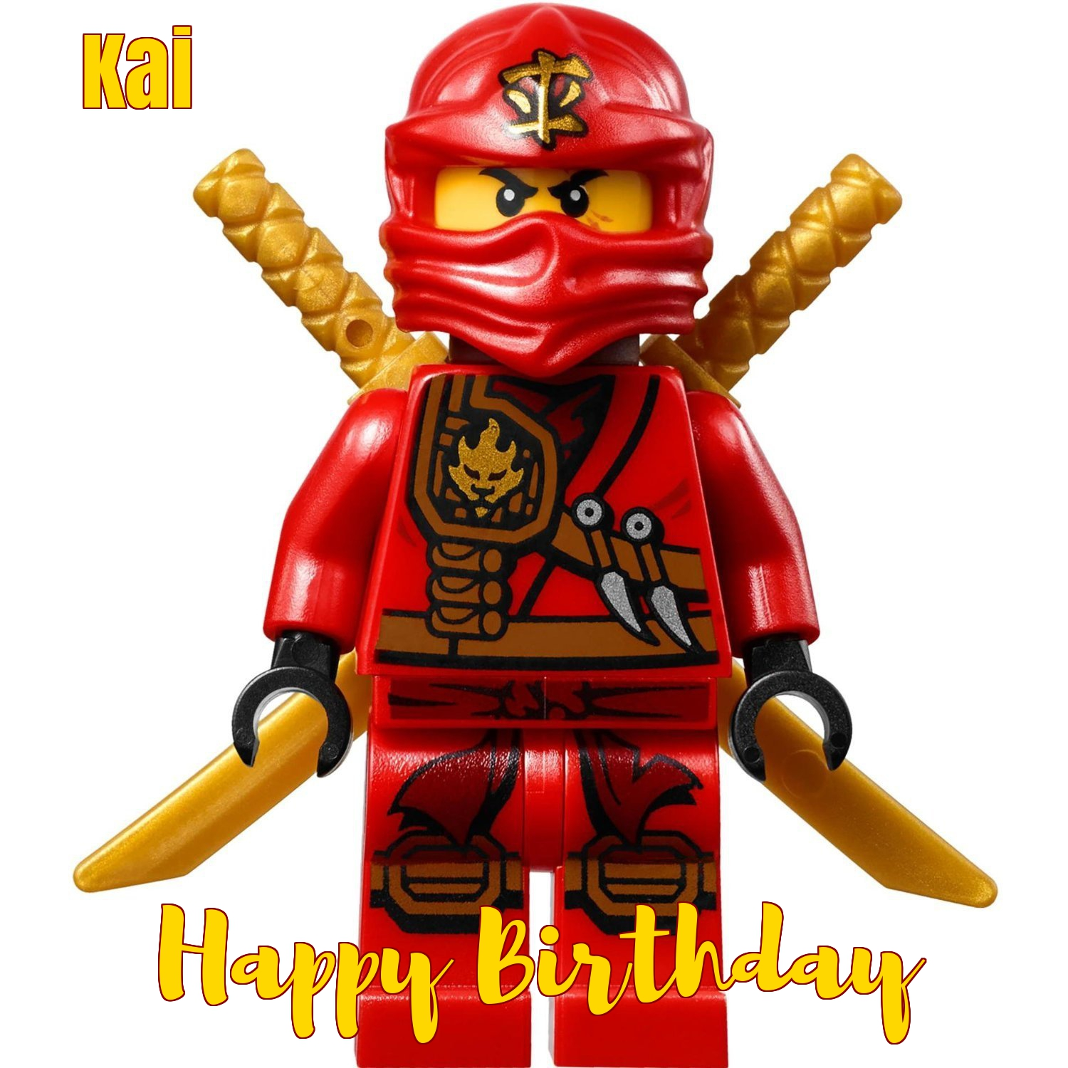 ninjago birthday cards