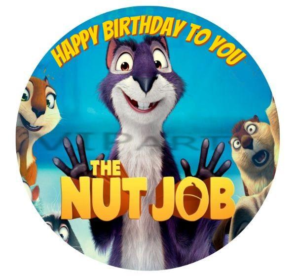 nut job birthday