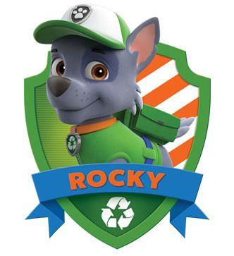 paw patrol rocky ecards