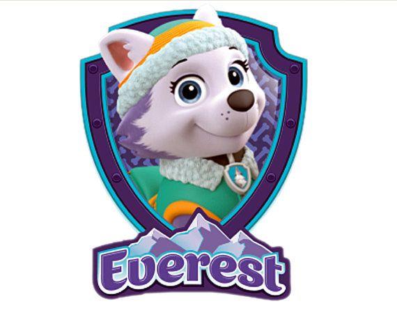 paw patrol everest ecards