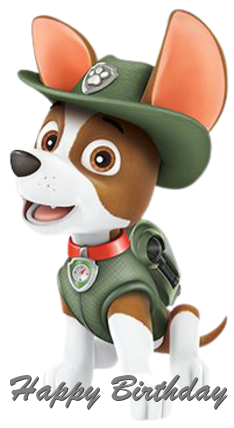 paw patrol tracker ecards