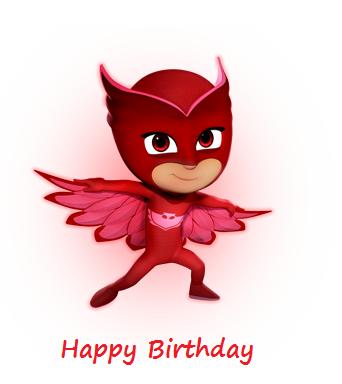 pj mask birthday