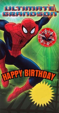 spiderman cards