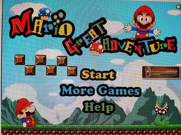 Mario and Luigi game