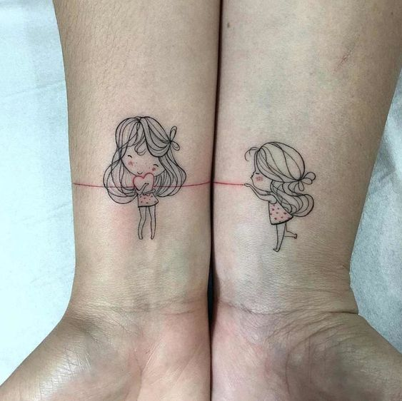 tattoos for the Girls