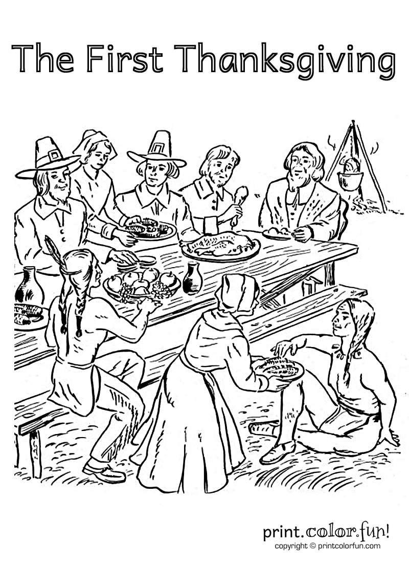 thanksgiving-coloring-page