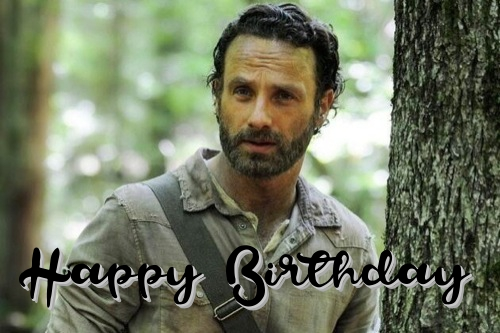 the walking dead greeting cards birthday