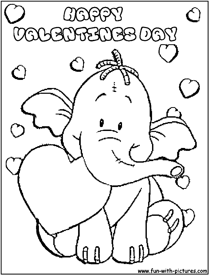 Valentines Coloring Pages Pdf. valentine coloring page Valentine Coloring Page